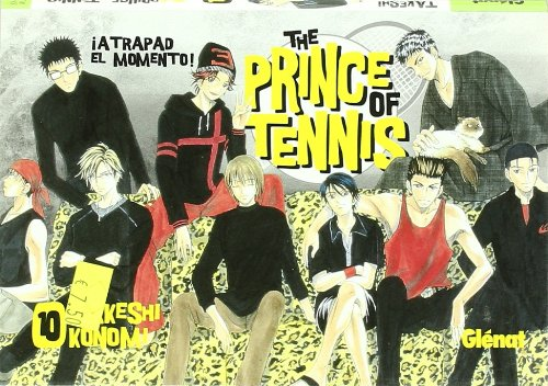 Prince of Tennis 10 por Takeshi Konomi