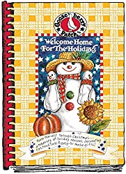 Welcome Home for the Holidays: From Harvest Through Christmas...a Treasury of Holiday Recipes, Decorating Tips, Traditions & Easy-To-Make Gifts! by Gooseberry Patch (1-Jul-1994) Plastic Comb