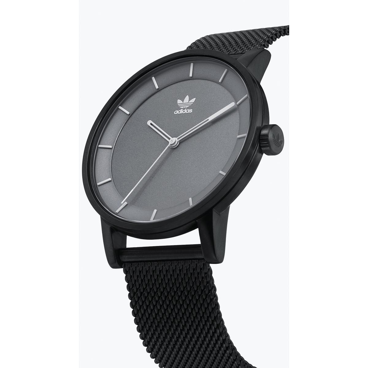 Adidas by Nixon Reloj Analogico para Hombre de Cuarzo con Correa en Acero  Inoxidable Z04-2068-00 244666bfe4e