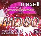 Maxell MD 80 - MiniDisc - 1 x 80 min