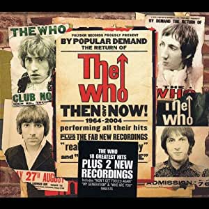 Then And Now - Best Of (Digipak Version)