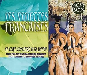 Les Vedettes Francaises