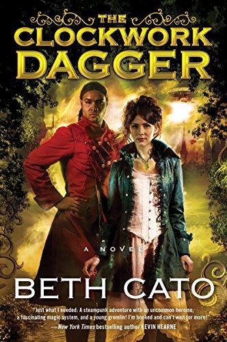The Clockwork Dagger: A Novel (Clockwork Dagger Novels Book 1) (English Edition)