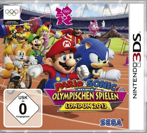 Mario & Sonic bei den Olympischen Spielen - London 2012 [Software Pyramide] - [Nintendo 3DS]