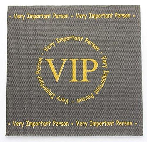 Serviette de table VIP x20