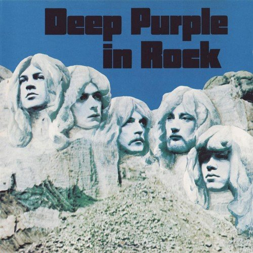 Deep Purple: In Rock (25th Anniversary Edition) (Audio CD)