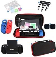 Nintendo Switch Çanta Aksesuar Seti 7 Parça