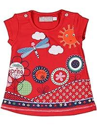 boboli, 221083 - Vestido Punto Elástico para bebé-niñas