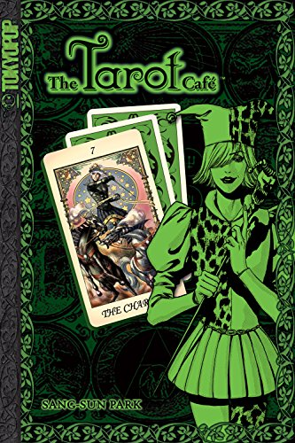 Tarot Cafe manga volume 7 (Tarot Cafe volume 7) (English Edition)