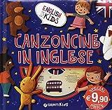 Scarica Libro Canzoncine in inglese Ediz illustrata Con CD Audio (PDF,EPUB,MOBI) Online Italiano Gratis