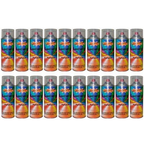 20-Spray-de-laque-Auto-Botes-400-ml-Brillant-RAL-5008-Gris-Bleu