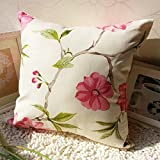 Home Sofa Car Decoration Ornament Hold Throw Pillow Cushion Christmas Valentine Gift Nordic pastoral style pillow pillow bed headboard back against the sofa cushions,70x70cm,B