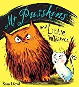 Mr Pusskins and Little Whiskers by Sam Lloyd (2008-07-03)