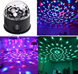 Bluetooth Speaker Party Lights 9 colors 9W Party Disco Ball Projector Stage Lights