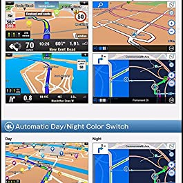 Quanmin Newest Sygic GPS Map Card 8Gb SD/TF Card UK DE FR ES IT ALL Europe Map For GPS Navigation Map Updates GPS…