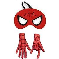 Fancy Steps Spiderman Gloves (Felt mask n Gloves 1)