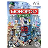 Monopoly Streets - Nintendo Wii by Electronic Arts