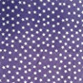 Premier Dog Mini Stars Purple Dog Bandana / Scarf