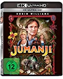 Jumanji (4K Ultra HD) [Blu-ray]