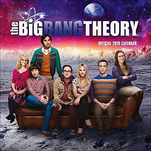 Big Bang Theory Official 2019 Calendar - Square Wall Calendar Format par Big Bang Theory