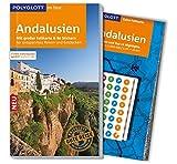 POLYGLOTT on tour Reiseführer Andalusien: Mit großer Faltkarte, 80 Stickern und individueller App - Susanne Asal