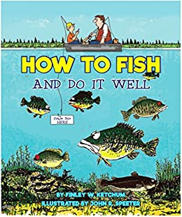 How To Fish And Do It Well: The Augmented Reality Book (English ...
