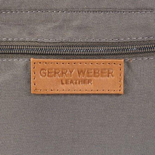 Gerry Weber Bibione Shoulder Bag, sacs bandoulière Marron - Braun (cognac 703)