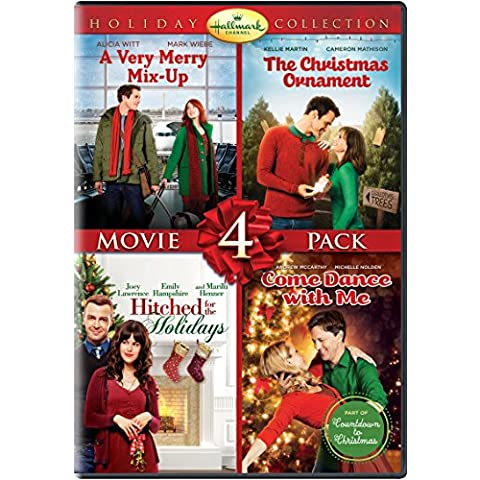 Hallmark Holiday Collection 4-Pack #6