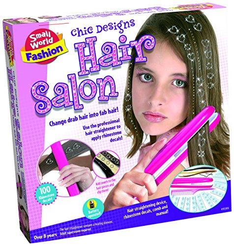 Preisvergleich Produktbild Small World Toys Fashion–Top Chic Haar Styling-Set