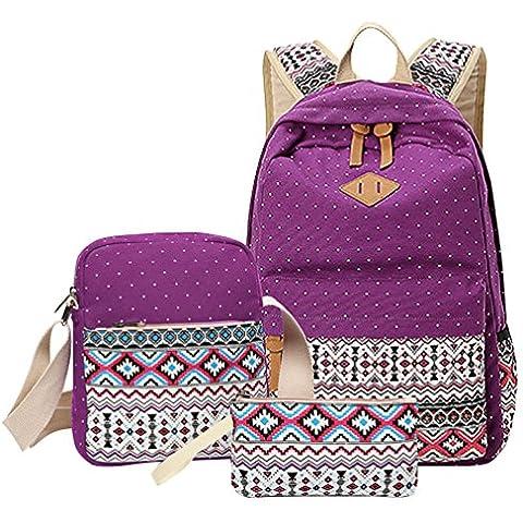 MingTai Backpack Mochilas Escolares Mujer Mochila Escolar Lona Bolsa Casual Para Chicas Bolsa De Hombro Mensajero