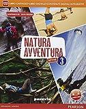 Natura avventuraLIM. Per la Scuola media. Con e-book. Con espansione online. Con libro: 3