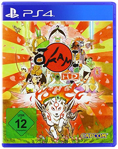 Okami HD Standard [PlayStation 4]