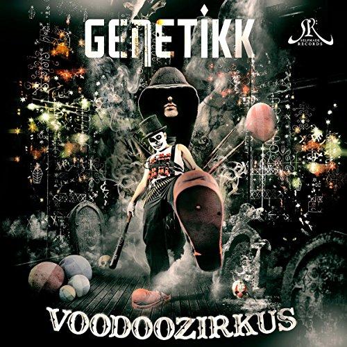 Genetikk: Voodoozirkus (Audio CD)