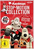 DVD Cover 'Aardman Stop-Motion Collection