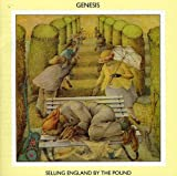 Genesis: Selling England By the Pound (Audio CD)