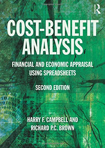 Cost-Benefit Analysis: Financial And Economic Appraisal Using Spreadsheets por Harry F. Campbell