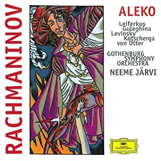 Rachmaninow: Aleko (Gesamtaufnahme) (russ.)