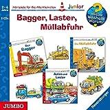Bagger,Laster,Müllabfuhr (Box) -