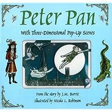 Peter Pan (Three Dimensional Pop Up)