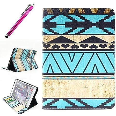 iPad Mini 3 Case, JCmax Protective Cover New Colorful Premium