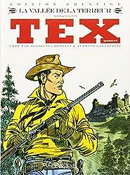 Tex spécial, Tome 9 : La vallée de la terreur