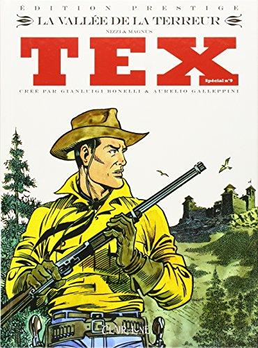 Tex spécial, Tome 9 : La vallée de la terreur par From Editions Clair de Lune