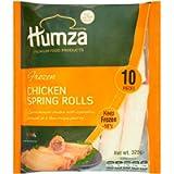 Humza Chicken Spring Rolls, 325g (Frozen)