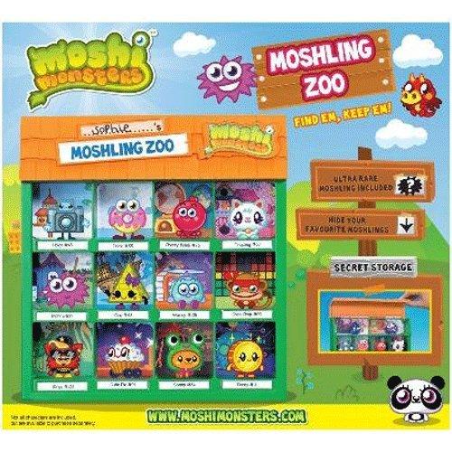 Moshi Monsters Moshling Zoo (inklusive Einer exklusiven Moshling)