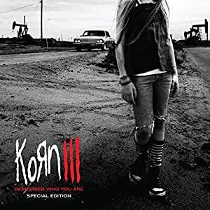 Remember Who You Are: Korn III (Special Edition - Includes DVD)