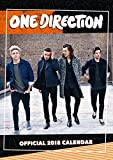 #4: One Direction Official 2018 Calendar - A3 Poster Format (Calendar 2018)
