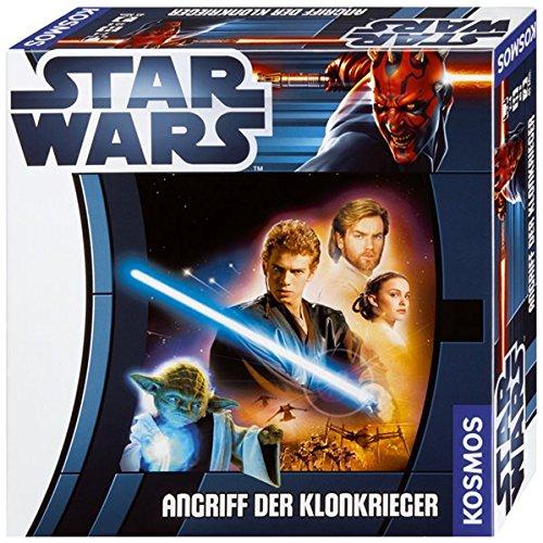KOSMOS 691738 - Star Wars - Angriff der Klonkrieger