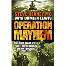 Operation Mayhem (English Edition)