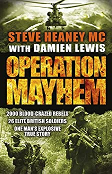 Operation Mayhem (English Edition) par [Heaney MC, Steve]