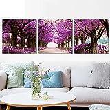 USDBAVBSCFWS Digitales Ölgemälde/living room,abstrakt,landschaft, hand gezogen/dekorationsmalereien/malerei-A 60x60cm(24x24inch)